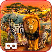 Safari Tours aventures VR 4D