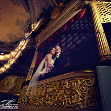Wedding photographer Dmitriy Demidov (DemidoFF). Photo of 12.02.2013
