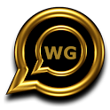 Wassup Gold Messenger icon