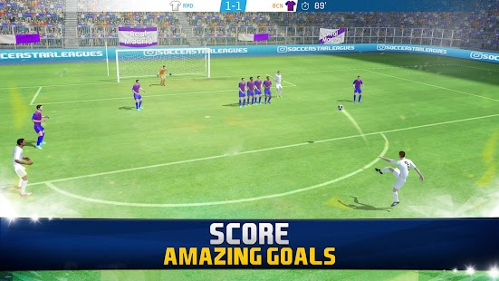 Soccer Star 2019 Top Leagues: Join the Soccer Game Screenshot