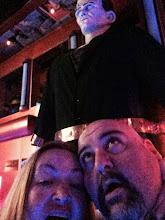 Photo: At Frankenstein's disco