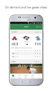 Baseball Live - náhled