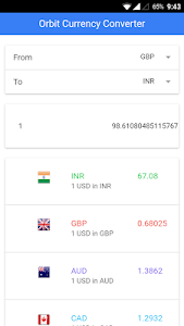 Orbit Currency Converter v1.0 (Pro)