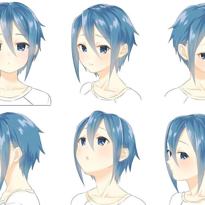 (32)キャラクターの描き分け方