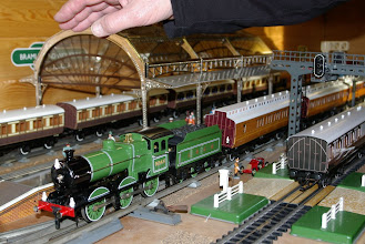 Photo: LNER 060 with NC Coaches