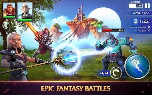Forged Fantasy 1.7.2 Mod APK (Unlimited) 3