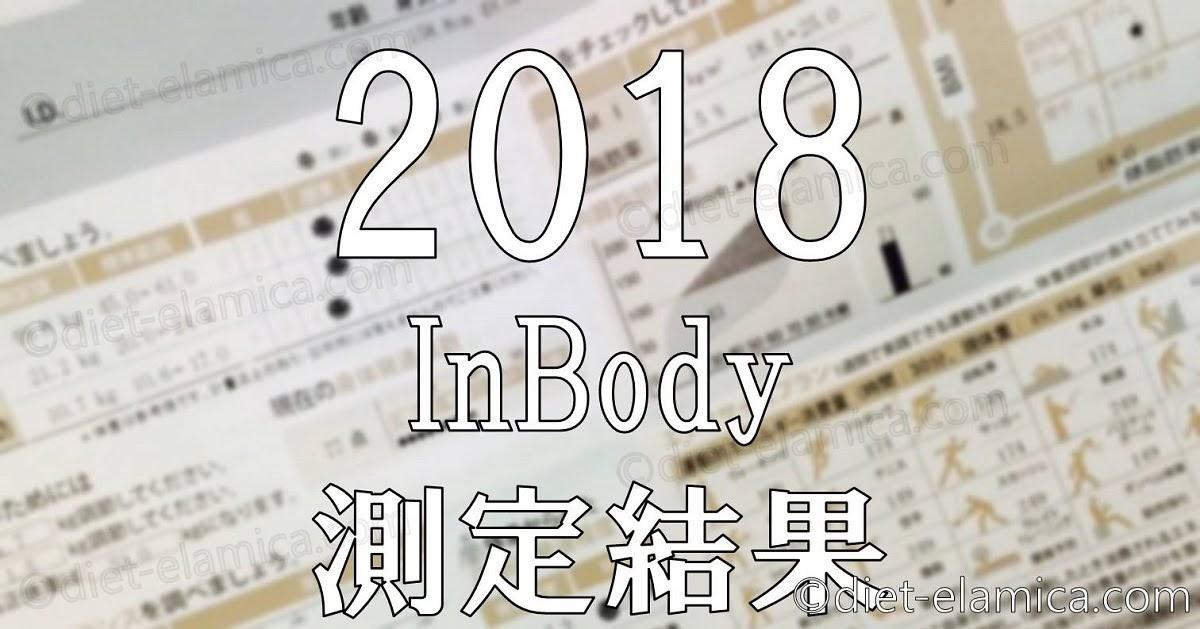 体組成測定(2018)