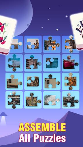 Mahjong Tours: Free Puzzles Matching Game 1.54.5010 screenshots 11