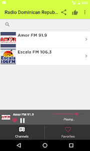 Radios Dominican Republic screenshot 2