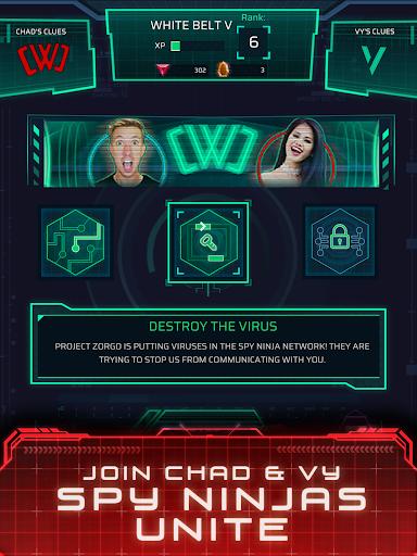 Spy Ninja Network - Chad & Vy 0.6 app download 14