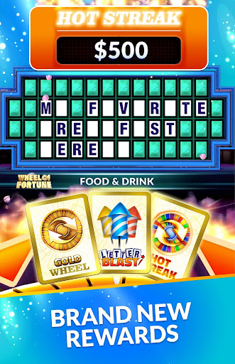 Wheel of Fortune: Free Play 3.50 screenshots 14