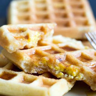 Loaded Waffles.