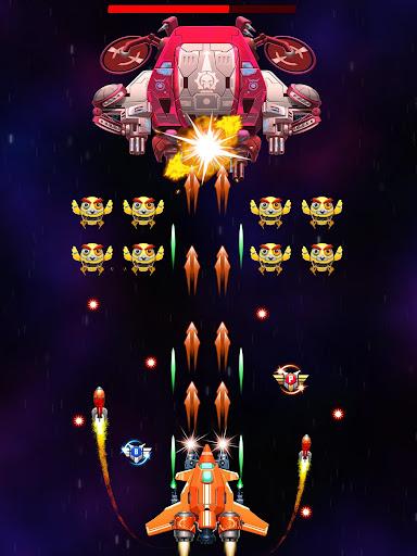 Strike Galaxy Attack: Alien Space Chicken Shooter  screenshots 7