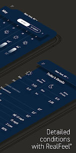 AccuWeather Live weather radar v7.2.25 Mod APK 3