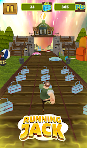 Running Jack: Super Dash Game screenshot 6