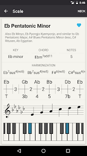 Chord! Free (Guitar Chords)- miniatura screenshot
