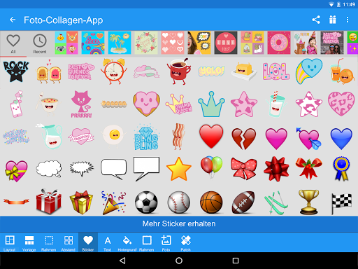 Foto-Collagen-App screenshot 9