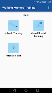 Working Memory Training (Unreleased) - náhled