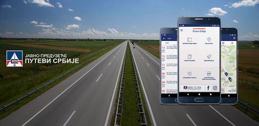 mapa evrope za navigaciju free download Putevi Srbije   Apps on Google Play mapa evrope za navigaciju free download