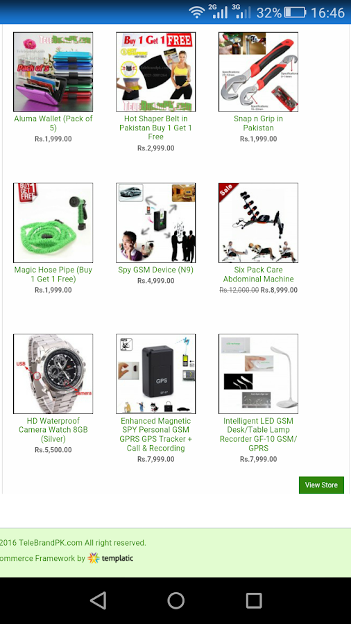 Telebrands Shopping Pakistan- screenshot