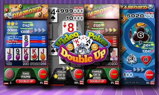 Video Poker Double Up filehippodl screenshot 1