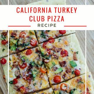 California Turkey Club Pizza Recipe
