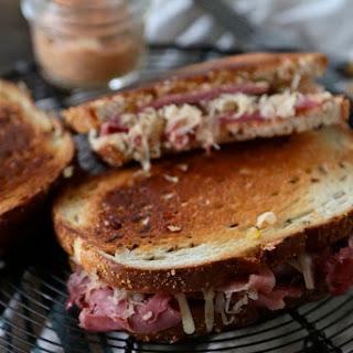 Classic Reuben Sandwich Recipe