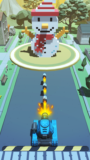 Shoot Balls - Fire & Blast Voxel 1.3.0 screenshots 3