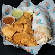 Classic Fish Burrito