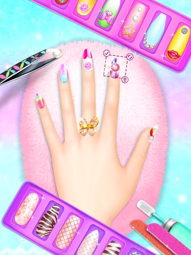 Nail Salon Manicure - Fashion Girl Game 1.0.1 screenshots 13