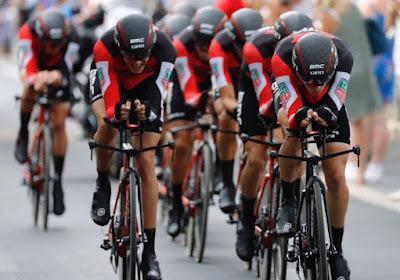 Geen ploegentijdrit meer in Giro en Vuelta van 2021?