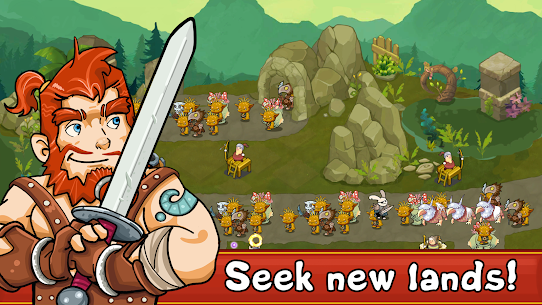 Tower Defense Realm King Mod Apk 3.1.7 (Unlimited Gold Coins) 4