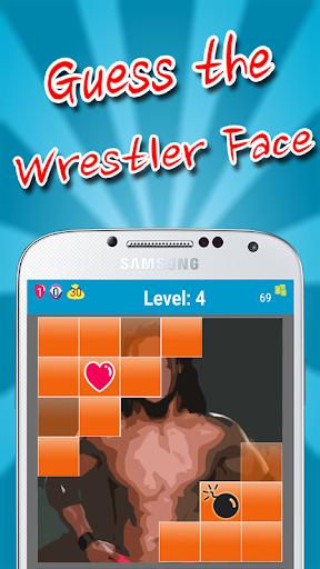 Guess the Wrestlers Quiz screenshot