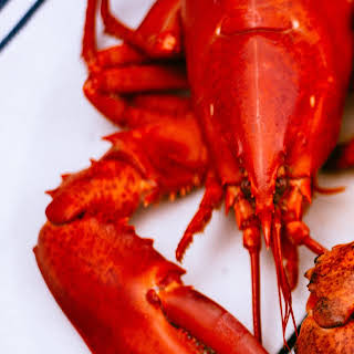 How To Cook a Lobster.