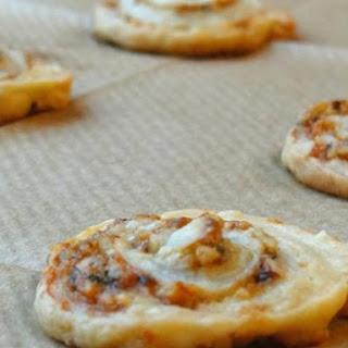 Roquefort And Walnut Pinwheels