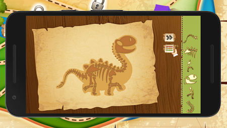 Dinosaur Bones Hunter APK screenshot thumbnail 4