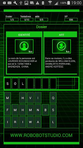Code Triche HackBot Jeux de Hacker APK MOD (Astuce) screenshots 3