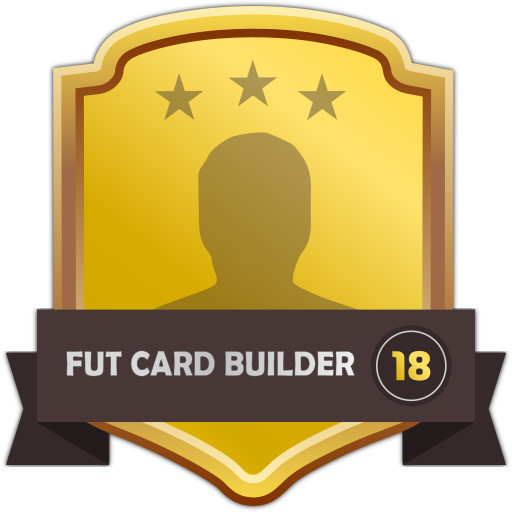 FUT Card Builder 18
