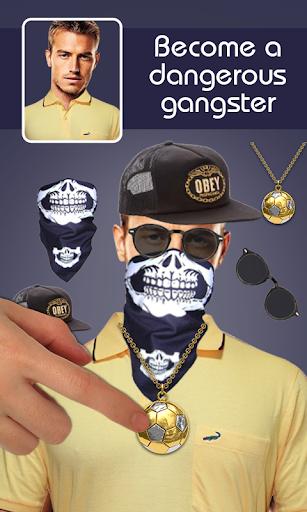 玩免費遊戲APP|下載Gangster Photo Maker app不用錢|硬是要APP