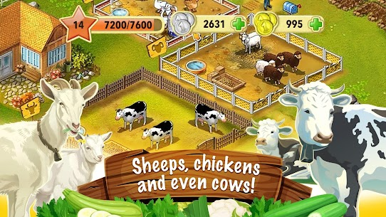Jane's Farm: Farming Game – Build your Village Apk Download For Android and Iphone 3