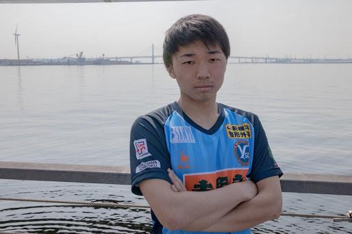 フットサル講師の山崎さん