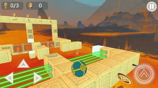 Maze 3D: Gravity Labyrinth PRO Screenshot