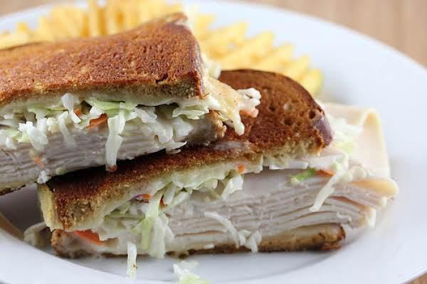 Turkey Reuben Sandwich Recipe