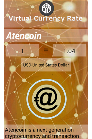 Virtual Currency Rate