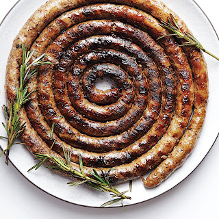 Garlic and Herb Sausage.