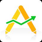 AndroMoney Free icon