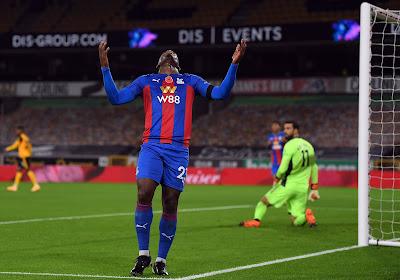 Crystal Palace trébuche malgré un assist de Christian Benteke et le premier but de Michy Batshuayi