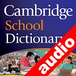 Audio Cambridge School Icon