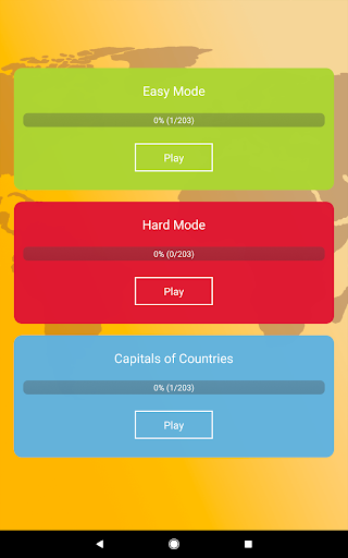World Geography Quiz: Countries, Maps, Capitals screenshots apkspray 19