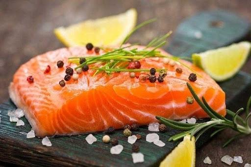 Giá trị dinh dưỡng của cá đối với phụ nữ mang thai và trẻ nhỏ